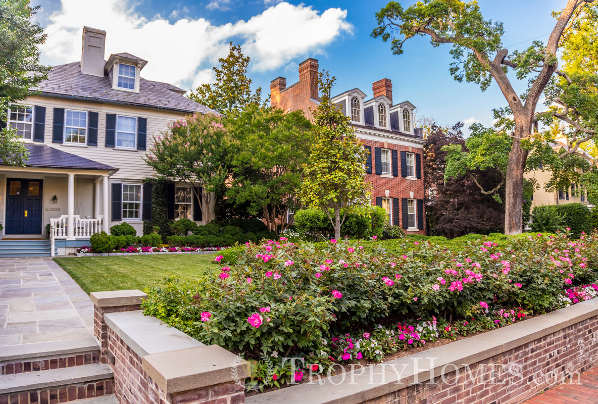 Georgetown Dc Neighborhood Info And Trophy Homes For Sale